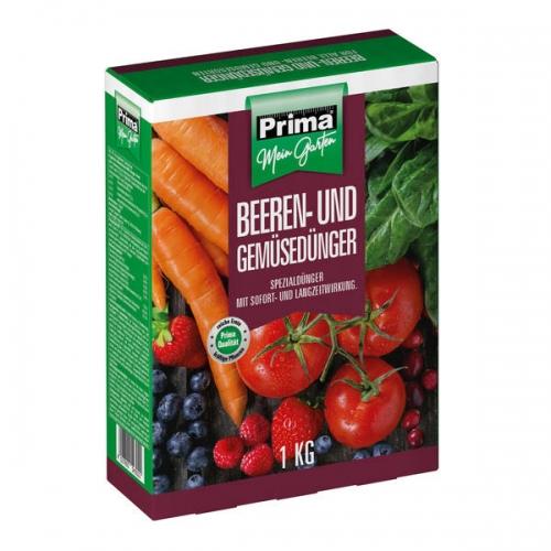 Beeren- und Gemüsedünger 1Kg
