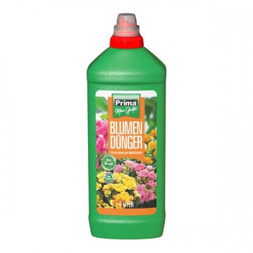 Blumendünger flüssig mit Guano 1l