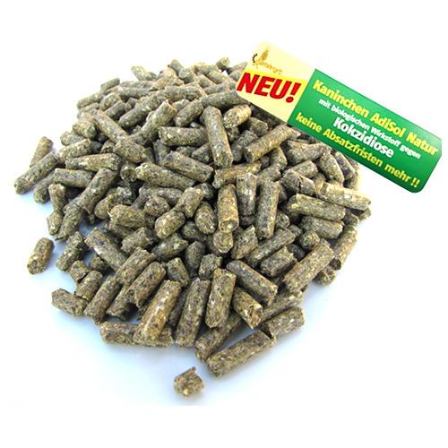 Kaninchenfutter, 5mm, pellets