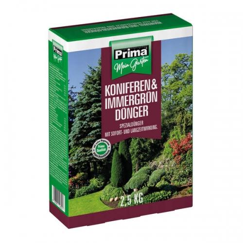 Koniferen- & Immergrün Dünger 2,5kg