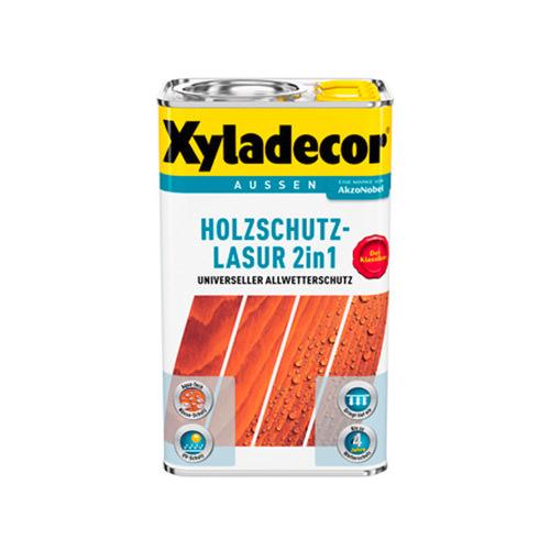 Holzschutzlasur 2in1