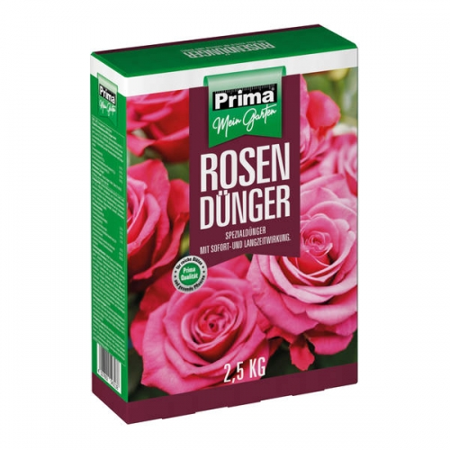 rosendünger 2,5kg