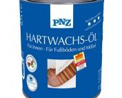 PNZ Holzschutz Hartwachs-Öl, weiß, 2,5l