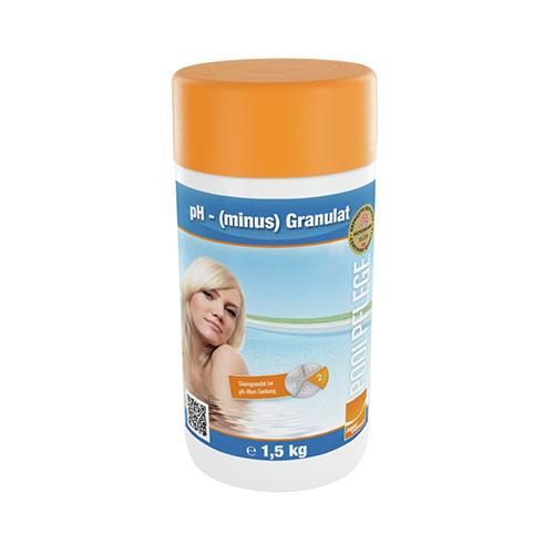 Steinbach pH Minus Granulat, 1,5kg Poolbedarf Swimmingpool Wasserqualität