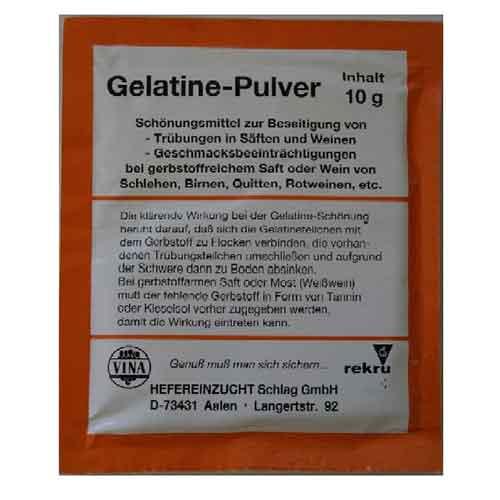 gelantine
