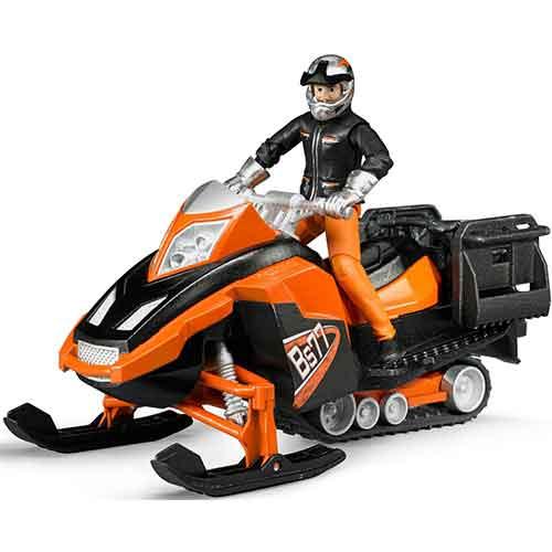 bruder_snowmobil