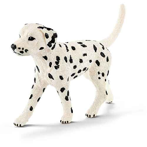 Schleich Spielfiguren Hunde dalmatiner rüde