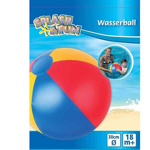 Vedes | Splash & Fun Strandball, 30 cm
