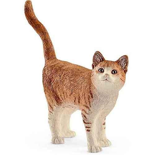 Schleich Spielfiguren Tiere Bauernhof Katze