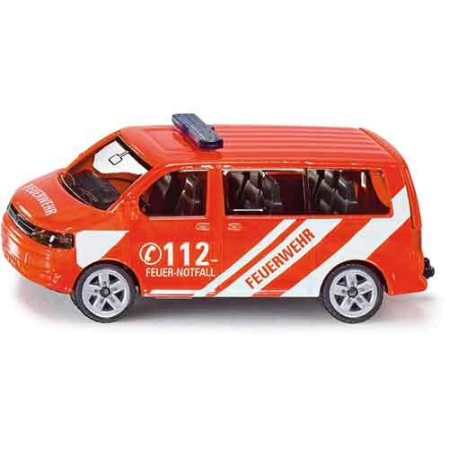 Siku Feuerwehr Einsatzleitwagen spielautos automobilmodelle feuerwehrauto