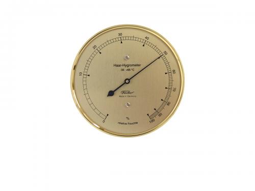 Haar-Hygrometer Feuchtigkeitsmesser Fischer 35 - 65°C