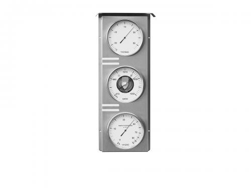 Aussenwetterstation Barometer Thermometer Hygrometer Fischer
