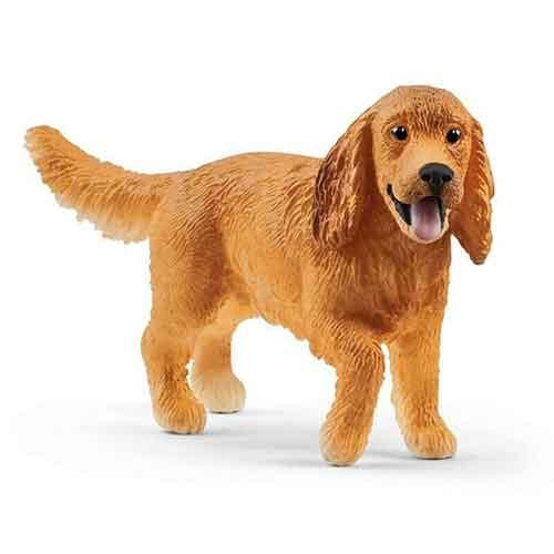 Schleich Spielfiguren Tiere Hunde Englischer Cockerspaniel