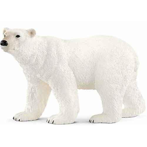 Schleich Spielfiguren Tiere Eisbär