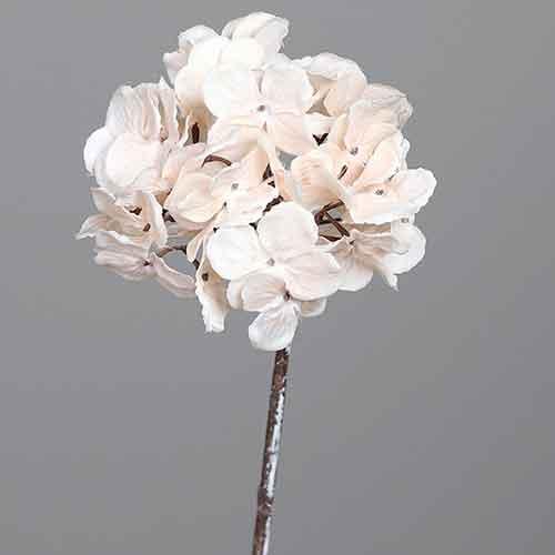 trixi hortensie Kunstblume Kunstpflanze unechte Pflanze