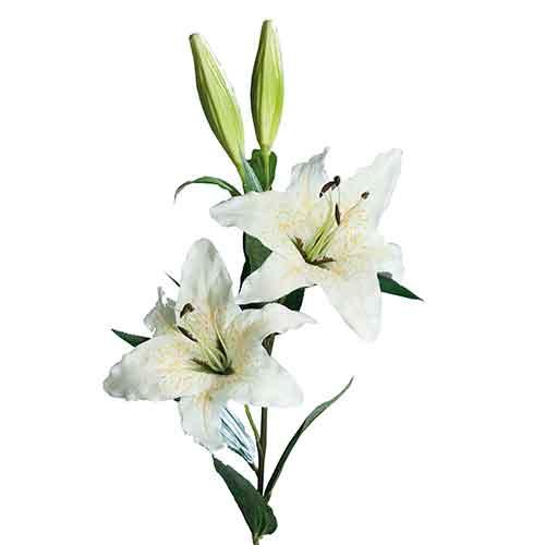 trixi lilie Kunstblume Kunstpflanze unechte Pflanze