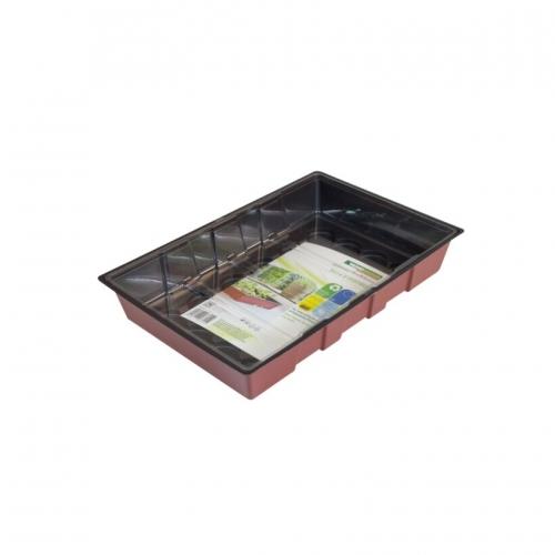 Windhager | Fensterbank-Treibhaus Maxi 33x22x5 cm
