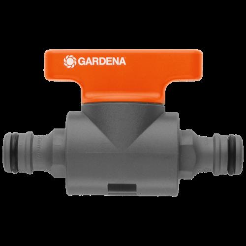 6175 - Gardena | SB-Kupplung mit Regulier-Ventil