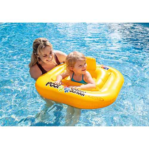 Babyfloat poolschool