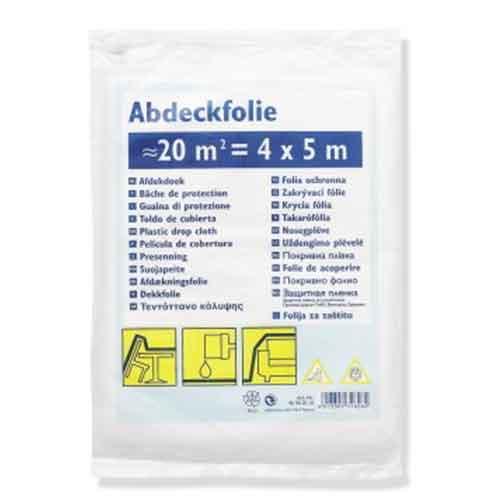Colorexpert | Abdeckfolie, HDPE Standard, 20m², 4x5m