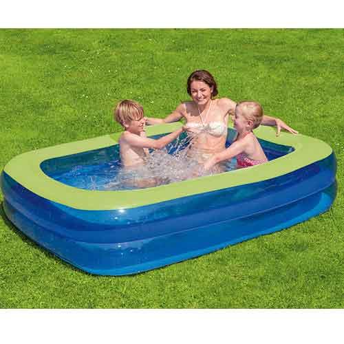 Family-Pool, 200x150x50cm