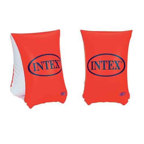 Intex | Schwimmflügel Deluxe, groß, 20x15cm