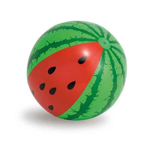 Intex | Aufblasbarer Wasserball Melone, Ø 107 cm