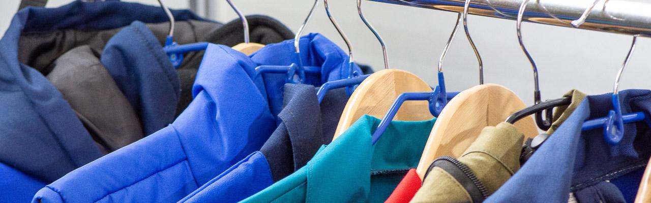 Arbeitskleidung - Übersicht
