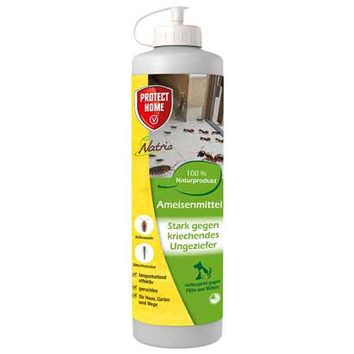 Protect Home | Ameisenmittel & Ungeziefer Natria, 100g