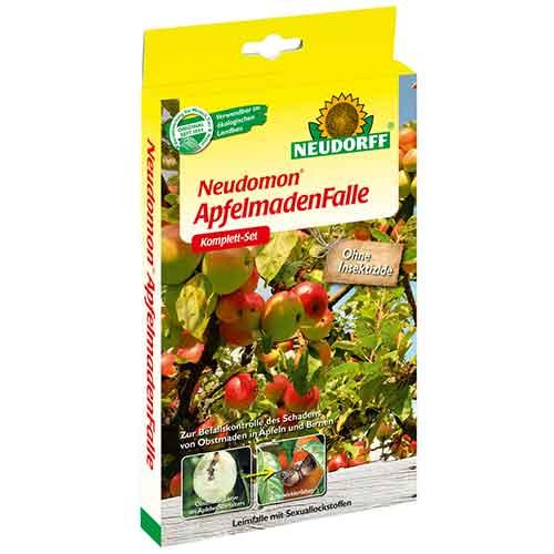 Neudorff | Apfelmaden-Fallen, Neudomon, 2 Stück