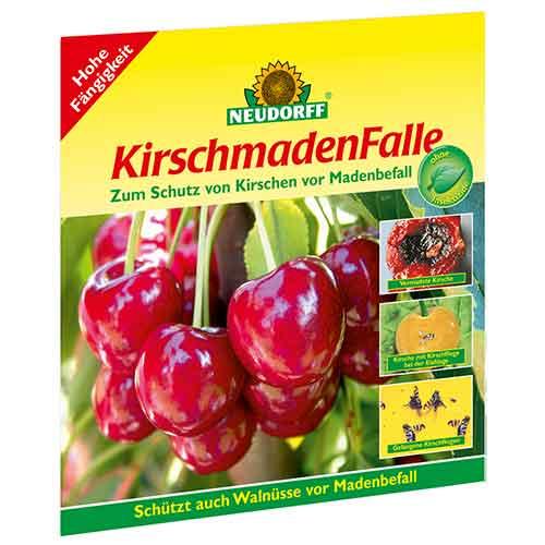 Neudorff | Kirschmaden-Fallen, 7 Stück