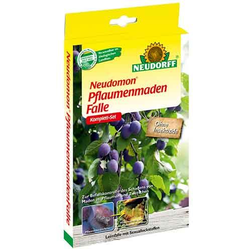 Neudorff | Neudomon Pflaumenmaden-Fallen, 2 Stück