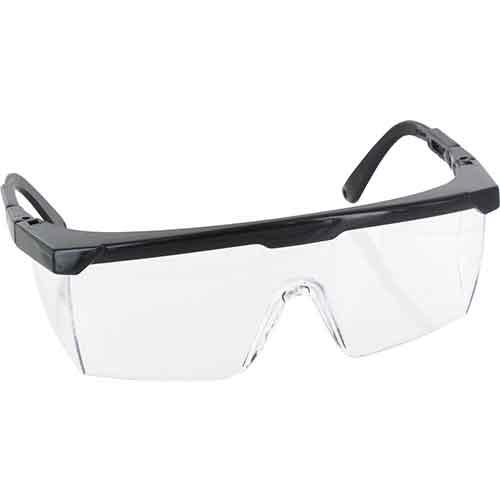 TRIUSO | Schutzbrille mit verstellbaren Bügeln, Univiet