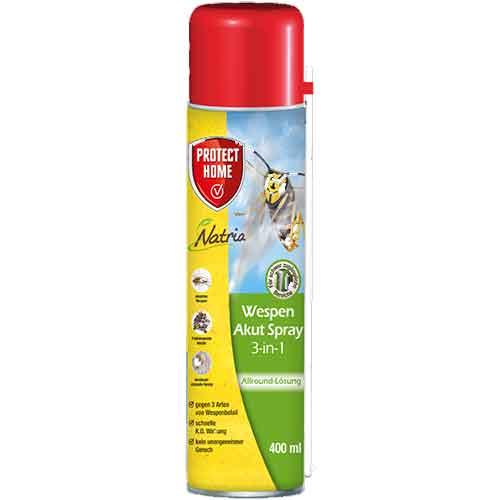 Protect Home | SBM Natria Wespen Akut Spray, 400ml