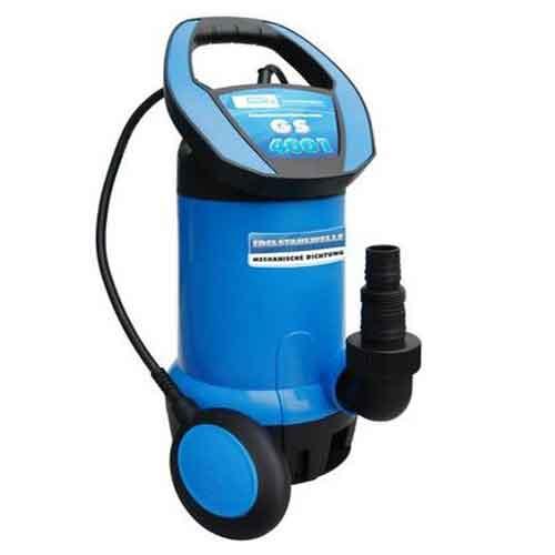 Güde | Schmutzwassertauchpumpe GS 4001, Gartenpumpe,