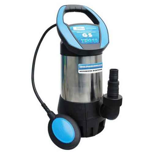 Güde | Schmutzwassertauchpumpe Tauchpumpe GS 7501 I