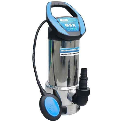 Güde | Schmutzwasser-Tauchpumpe GSX 1101