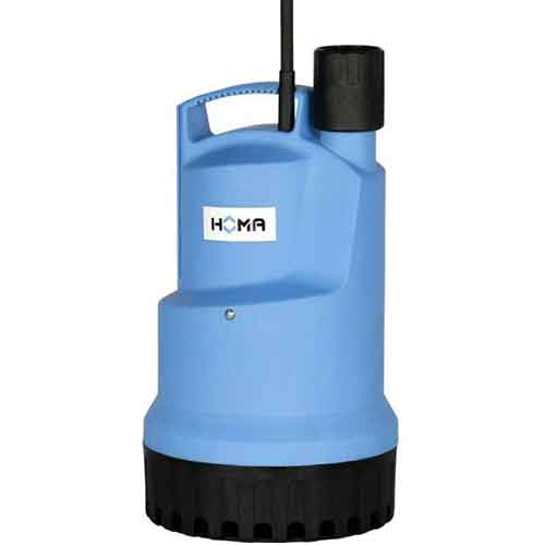 Schmutzwasser-, Tauchmotorpumpe, Chromatic, C250W