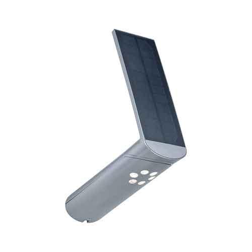 Paulmann | Solar LED Wandleuchte Ilias, alu