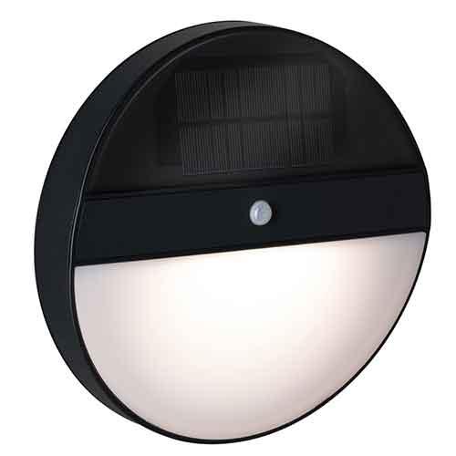 Paulmann | Eloise Solar LED Wandleuchte mit Bewegungsmelder