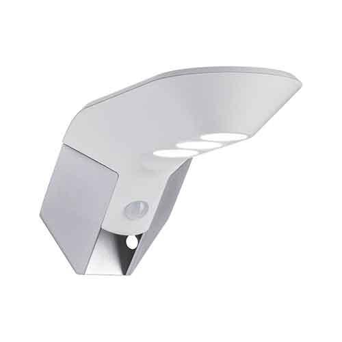 Paulmann | Solar LED Wandleuchte Soley, weiß