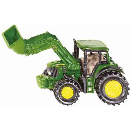 Siku | John Deere Traktor mit Frontlader