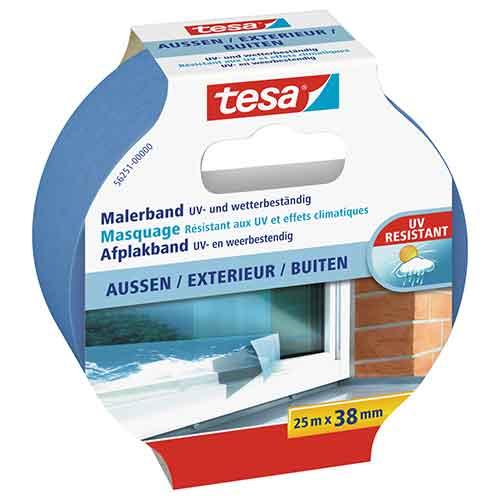 Tesa Profi-Malerband 25x38 mm für außen